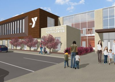 Youth Center Exterior